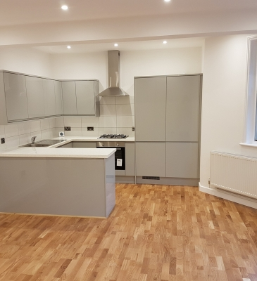 Basement Flat Refurbishment